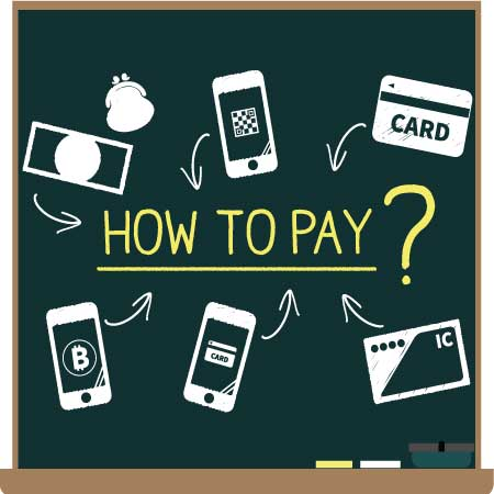 How to pay?