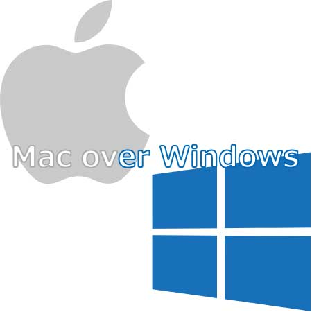 Mac over Windows